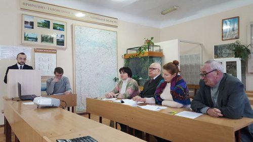 Захисти дипломних робіт магістрантами кафедри екології